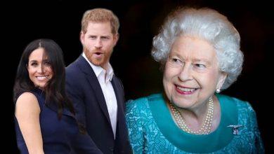 Photo of Почему принц Гарри и Меган Маркл не поздравили королеву публично