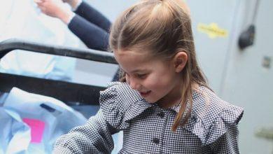 Photo of Кембриджи поделились необычными фото принцессы Шарлотты в ее день рождения