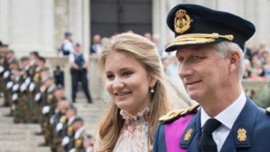 Photo of Наследная принцесса Бельгии Елизавета пройдет обучение в военной академии