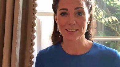 Photo of Герцогиня Кембриджская сделала новое видеообращение