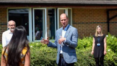 Photo of Принц Уильям навестил оксфордских ученых и выяснил, когда будет готова долгожданная вакцина