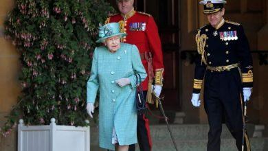Photo of Trooping the Colour-2020: официальный день рождения королевы отмечается салютом в Виндзорском замке