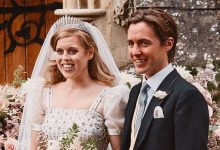 Photo of Первые фотографии со свадьбы принцессы Беатрис