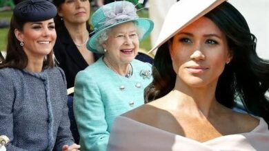 Photo of Королева Елизавета и герцогиня Кембриджская: секретный альянс против Меган Маркл