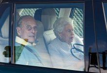 Photo of 94-летняя Елизавета II и 99-летний принц Филипп покинули Лондон: где проведут каникулы супруги