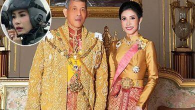 Photo of Король Таиланда восстановил супругу в правах