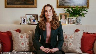 Photo of Новое появление герцогини Кембриджской: красивая укладка, нежный макияж и заплаканные глаза