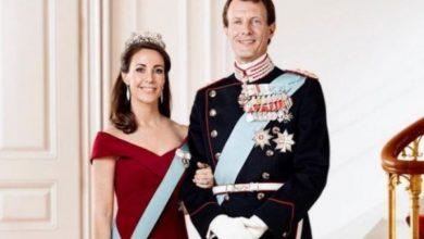 Photo of Новый портрет принца Иоахима и принцессы Мари опубликовал королевский двор Дании