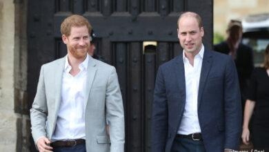 Гарри и Уильям